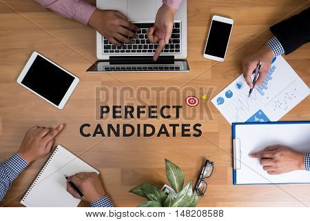 Perfect Candidates Concept