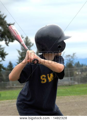 Little League Hitter