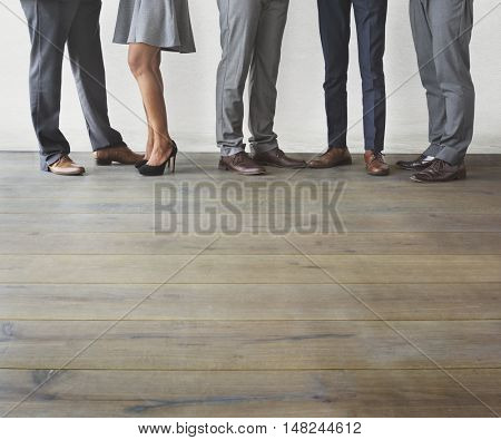 Business People Discussion Teamwork Togetherness Concept