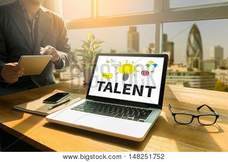 Talent (gifted Skills Abilities Capability Expertise)