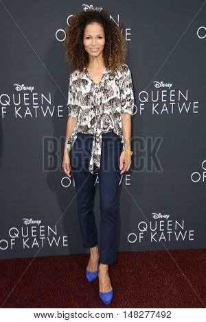LOS ANGELES - SEP 20:  Sherri Saum at the
