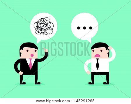 Executive Bad Communication