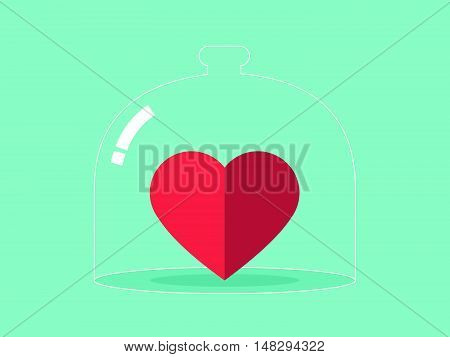 Insurance Life To Protect Your Heart Your Lover