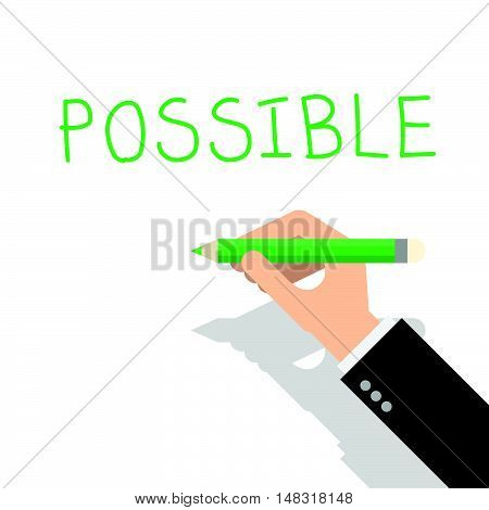 Say Possible To Success