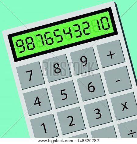 Tax Calculator Calculating Machine 2
