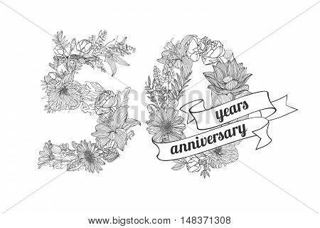 Fifty (50) Years Anniversary