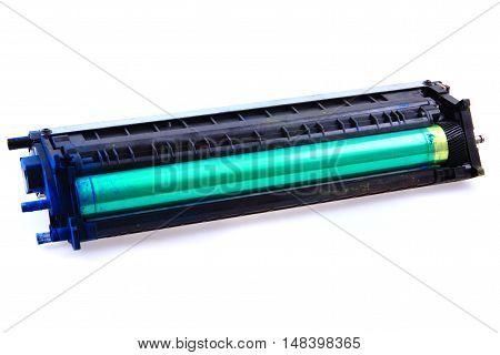 Detail Of Printer Laser Roller