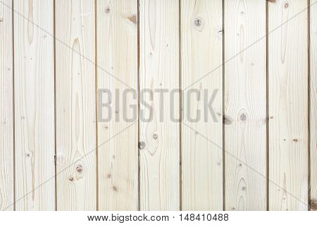 Perfect white planks with bright wooden texture. Can be used as background. Many planks.