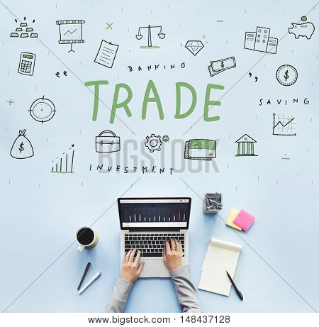 Trade Exchange Deal Business Economy Concept