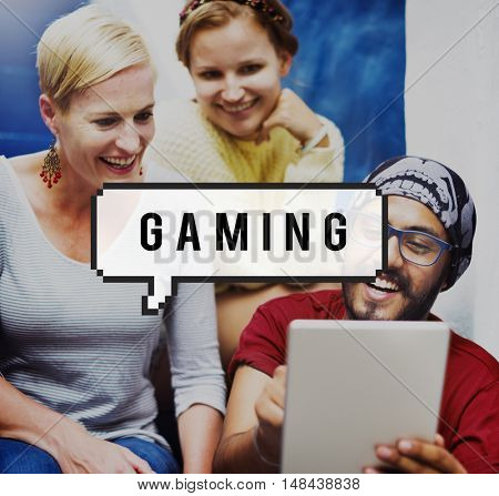 Gaming Hobby Sports Hobby Concept