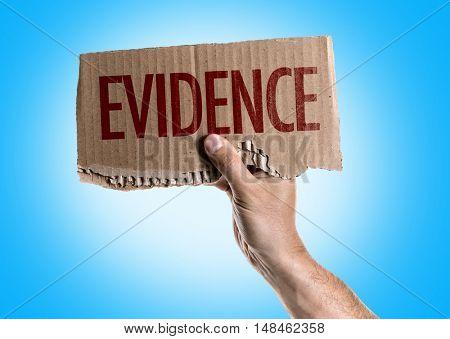 Evidence