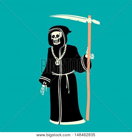 Death Character Vector Illustration eps 8 file format