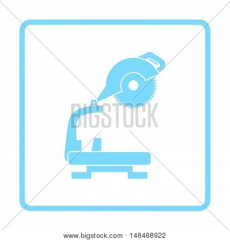 Circular End Saw Icon