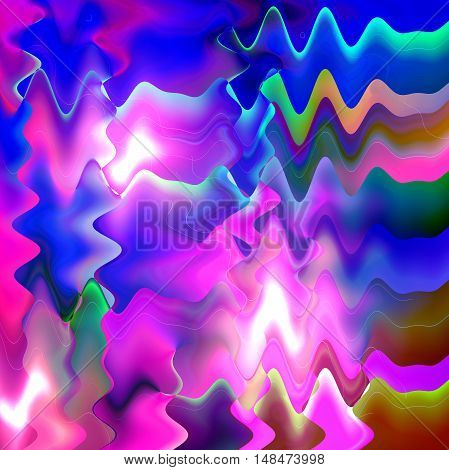 Abstract coloring background of the abstract gradient with visual wave and lighting effects.Good for your project design