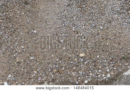 Concrete And Rock Floor Texture. Grunge Stain Background.