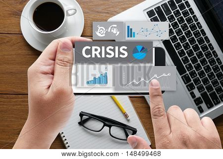 Crisis  (economics Financial  Risk Strategy )