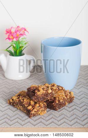 delicious soft gooey revel bars for snacks