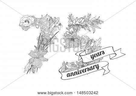Seventy Five (75) Years Anniversary