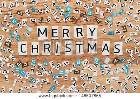 Merry Cristmas Words