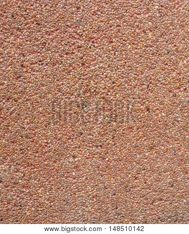 Sandstone texture background and details wall wash grit surface Vertical image