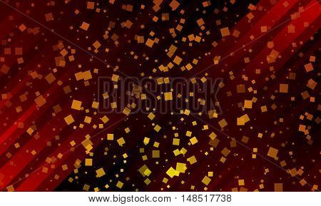 Abstract background is from a multi-colored squares.Vector