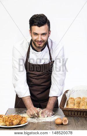 Man Makes The Dough