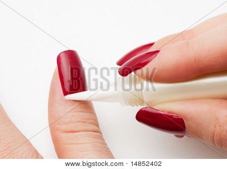 Skin Around Nails (cuticle) Care