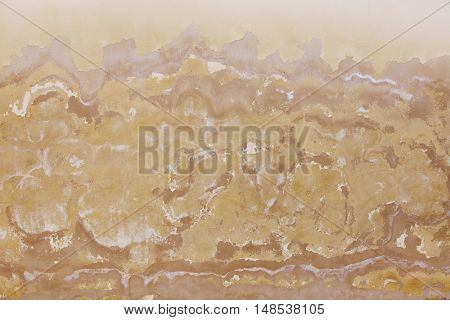 Grunge beige wall may used as background