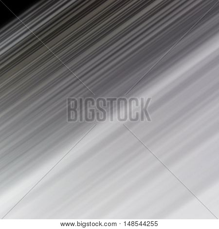 Diagonal motion blur stripes background in square format.