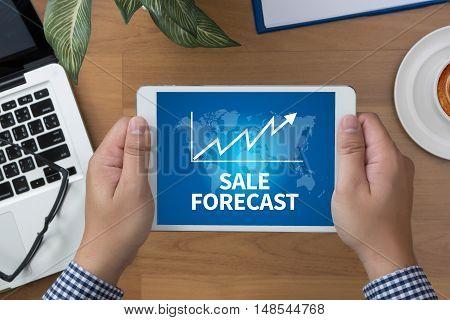 Sale Forecast  ( Forecasting Future Investment)