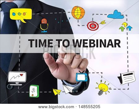 Time To Webinar