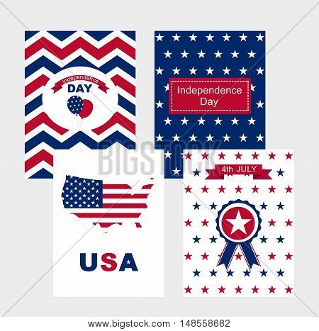 Collection for banners, Flyers,Placards on independence day.
