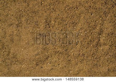 Texture of the soil, soil texture, nature background, cracked ground texture, ground, brown ground