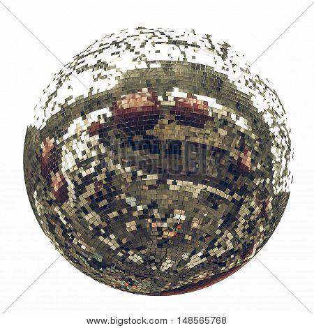 Vintage Looking Disco Mirror Ball