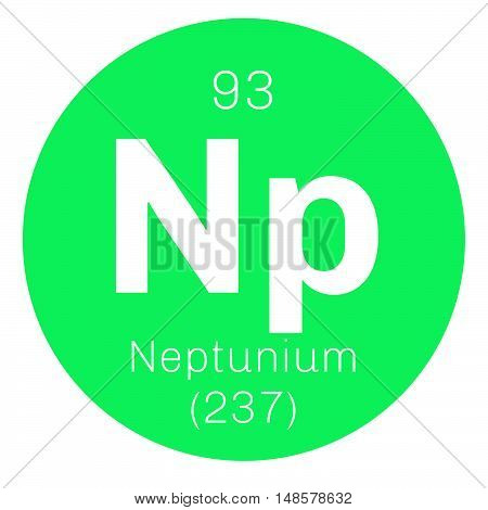 Neptunium Chemical Element