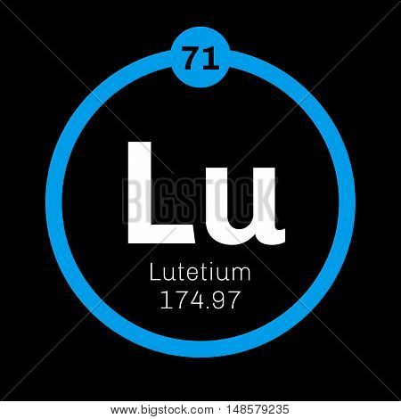 Lutetium Chemical Element