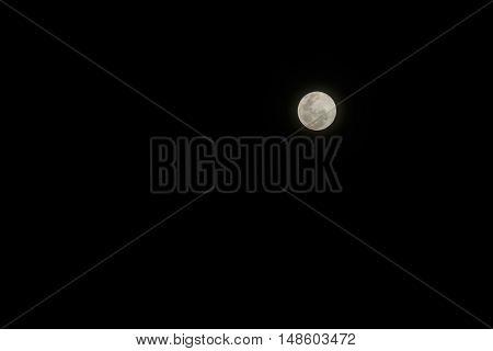 The Moon - Tankwa Karoo