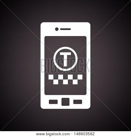 Taxi Service Mobile Application Icon