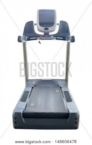 The image of a treadmill