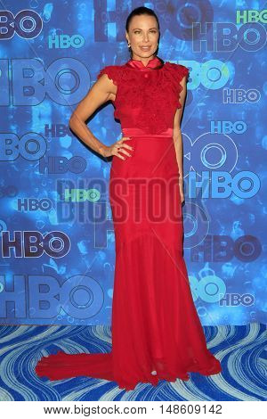 LOS ANGELES - SEP 18:  Jon Mack at the 2016  HBO Emmy After Party at the Pacific Design Center on September 18, 2016 in West Hollywood, CA
