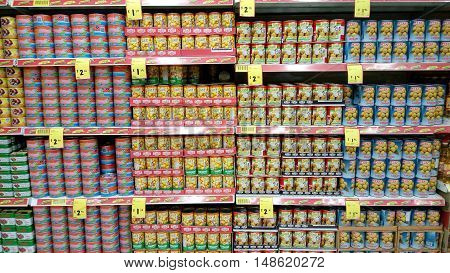 Can Food Sold In Store In Singapore