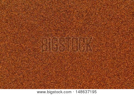 Orange Wall Cover Texture.