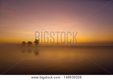 Yellow Waters Sunrise
