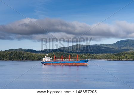Shipping Vessels