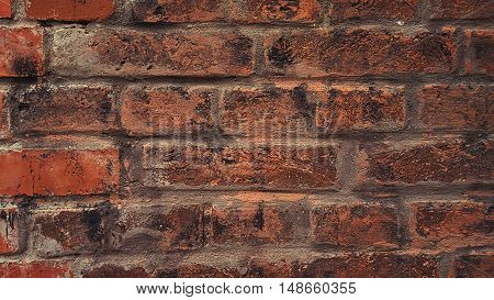 Red brick wall,  brick building,  background,  red wall,  texture