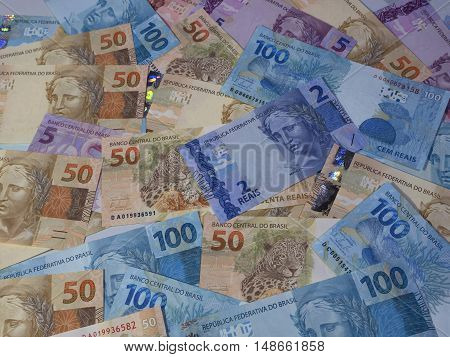 Brazilian money currency finance economy business investment