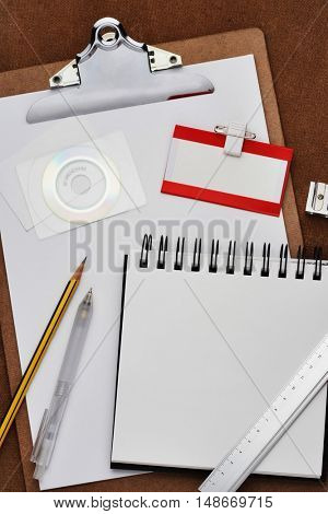 Clipboard and Notepads