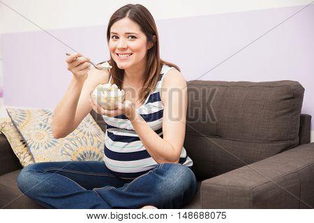 Sweet Cravings During Pregnancy