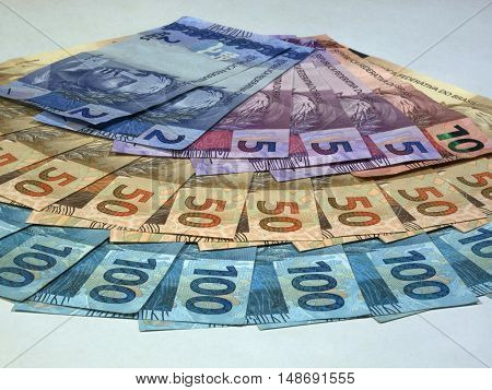 Brazilian currency cash money real business investment Brazil