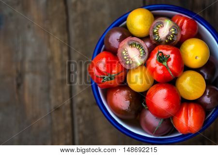 Different Kinds Of Organic Baby Tomatoesdifferent Kinds Of Organic Baby Tomatoes